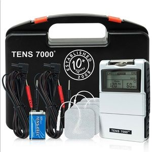 TENS7000 2nd Edition Digital TENS with Accessories
